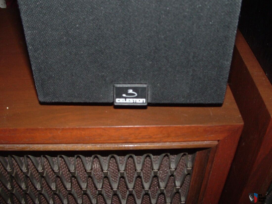 Celestion 3 Bookshelf Speakers