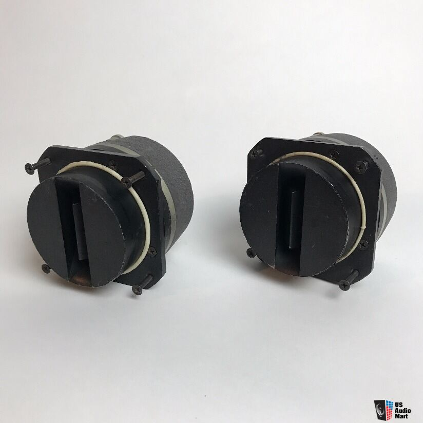 Pair (2) JBL 2405 Slot Tweeters - Alnico