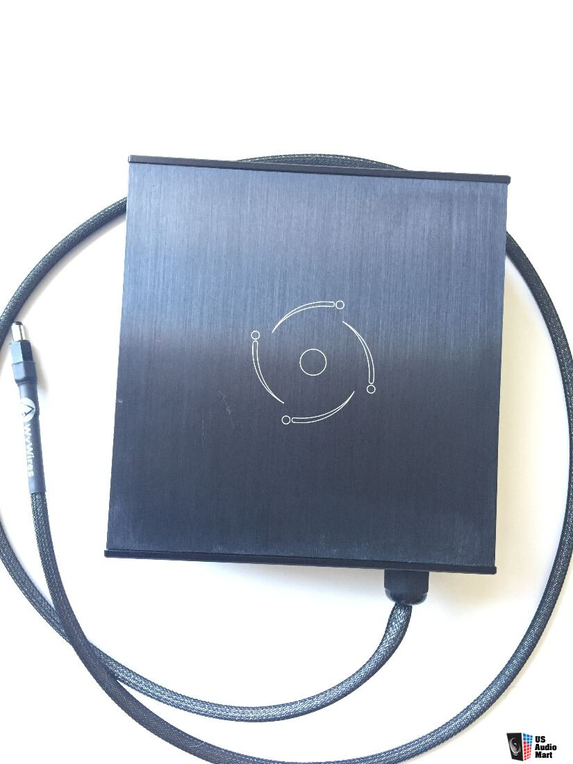 EXOGAL Comet DAC Plus Power Supply & Wywire & Clarity Cable Umbilicals