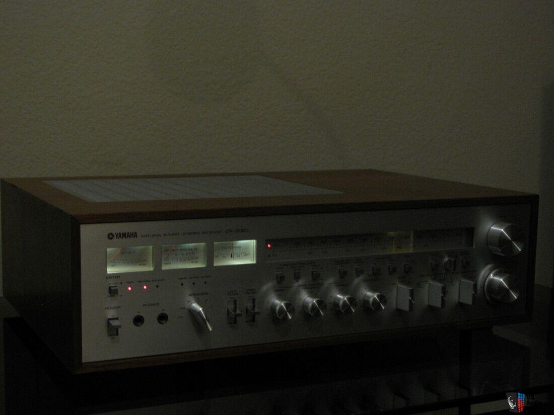 Yamaha Cr No Sound