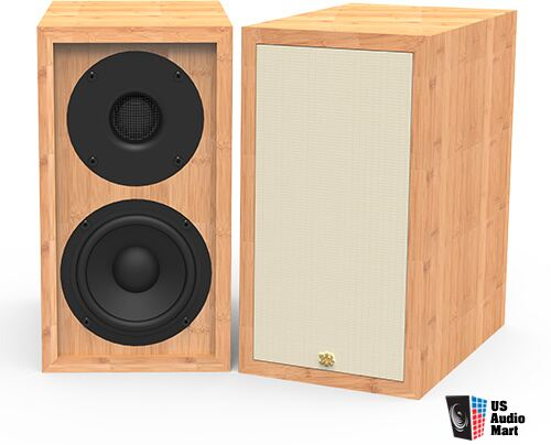 iFi Audio Retro LS3.5 Monitors