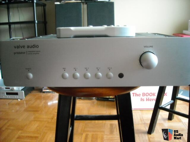 Valve Audio Predator Hybrid Integrated Amp Photo #1589797