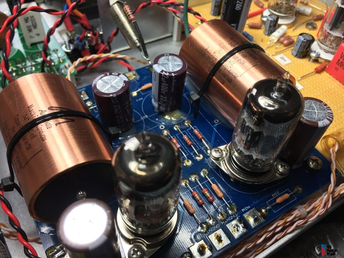 AUDIO NOTE KITS TUBE Preamplifier