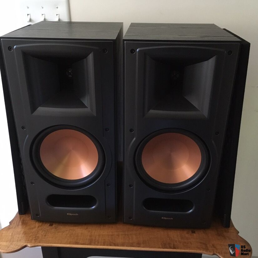 klipsch rb 81 ll incredible price local pickup photo. Black Bedroom Furniture Sets. Home Design Ideas