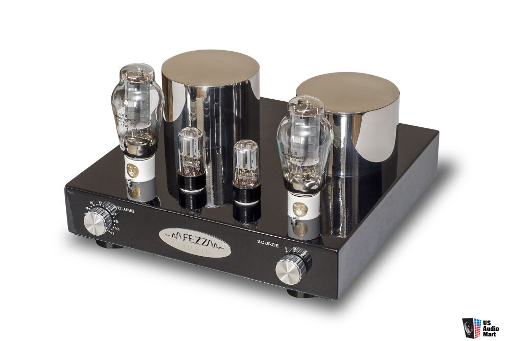 Fezz Audio Mira Ceti 300b Integrated Single Ended Tube Amp B Stock Photo 1607732 Canuck Audio Mart