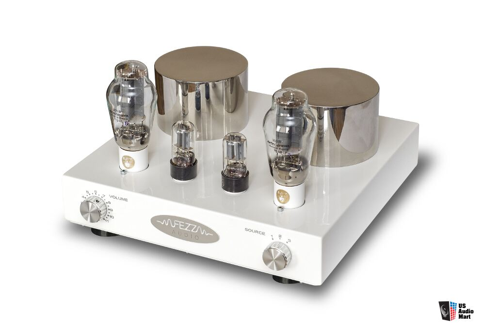 Fezz Audio Mira Ceti 300b Integrated Single Ended Tube Amp B