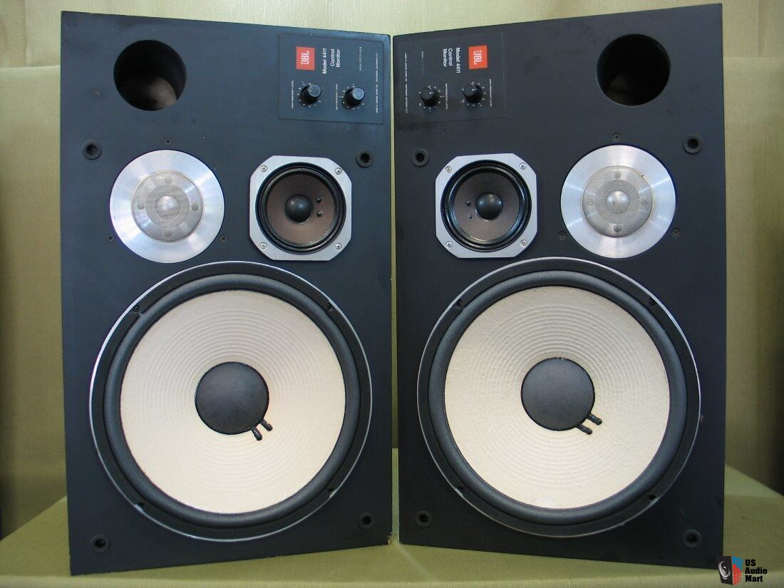 JBL 4411 Audiophile Control Monitors