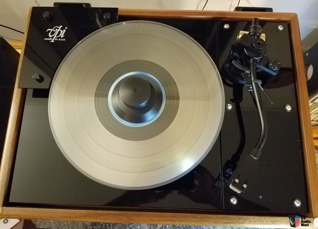 VPI HW 19 MK iii, Jelco 750, Cruise Control (will trade for equal value tube amp or headphone)