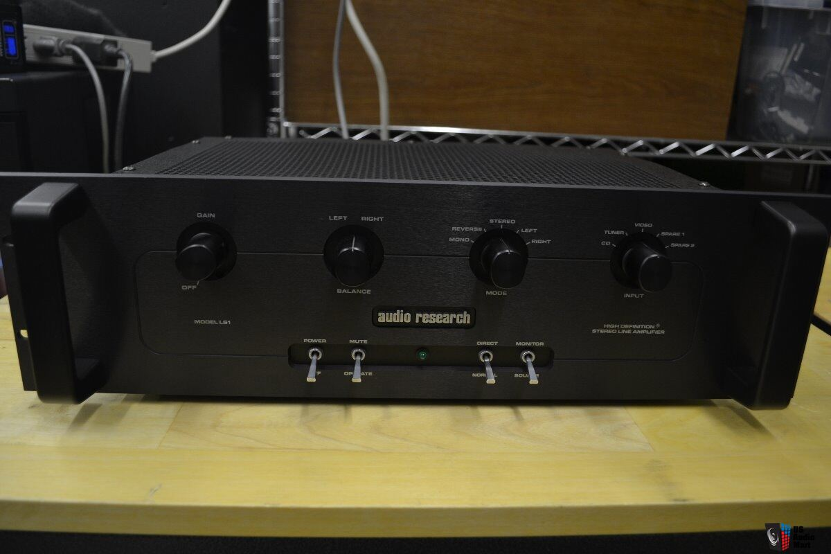Audio Research LS1 Tube Line Stage Mint