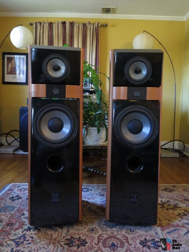 Focal JM Lab Mezzo Utopia Speakers Audiophile Dream Speakers Made in France
