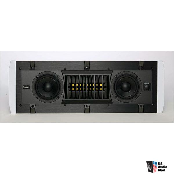 Complete 7.2 Sunfire INWALL Theater Setup (3 - CRW3C, 5 - CRW2, 2 - SubRosa INWall Subwoofer Kits)