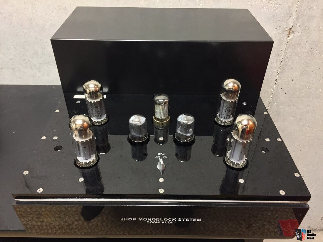 Monoblock El34 Tube Amps Photo 1730982 Aussie Audio Mart Amplifiers