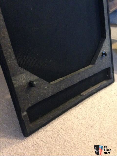 Fried A/3A Speakers with Linn Index Speaker Stands