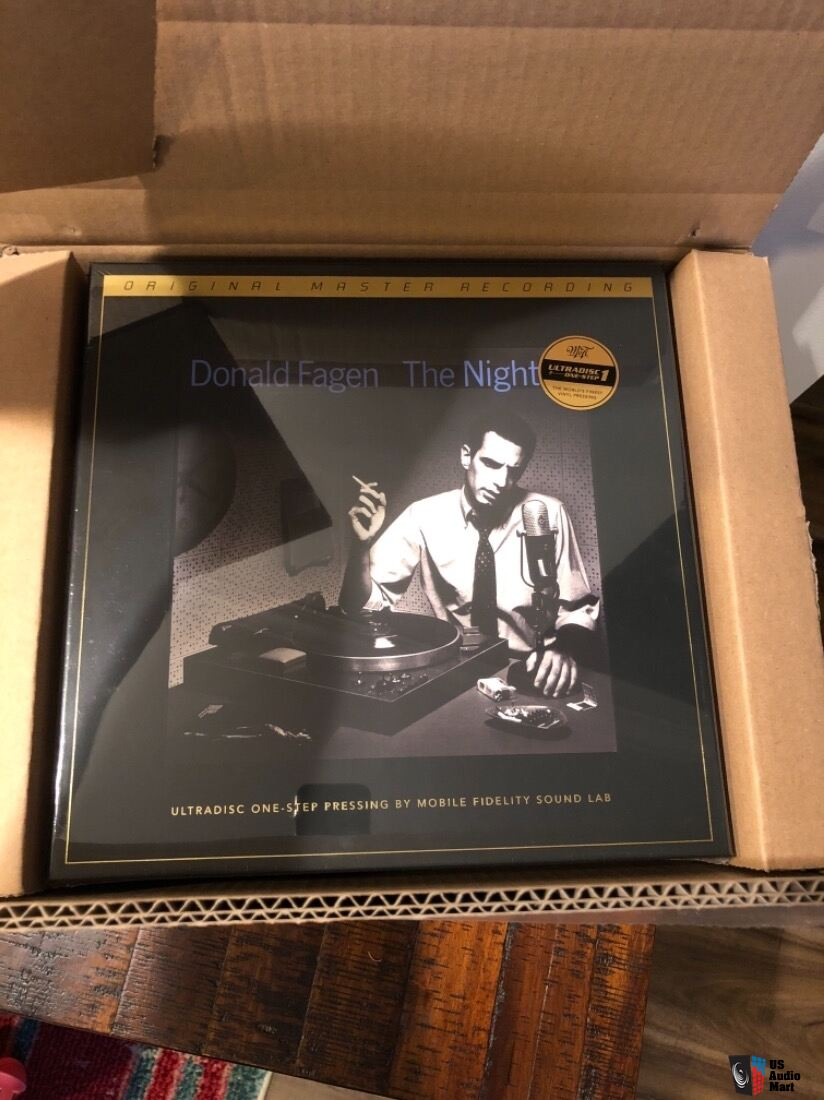 Donald Fagen MFSL - Mobile Fidelity One step