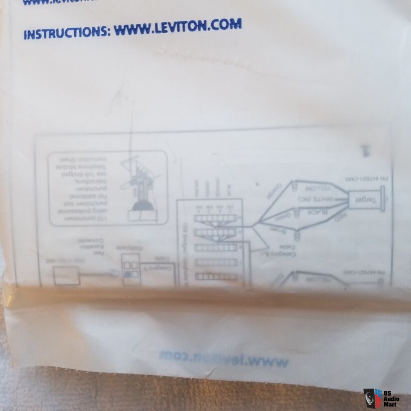 LEVITON 47621-MIE infrared emitter 47621 BRAND NEW QTY.2 Photo ...