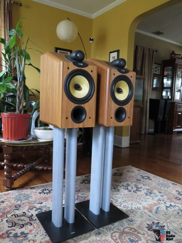 b&w cdm 1nt speakers reviews