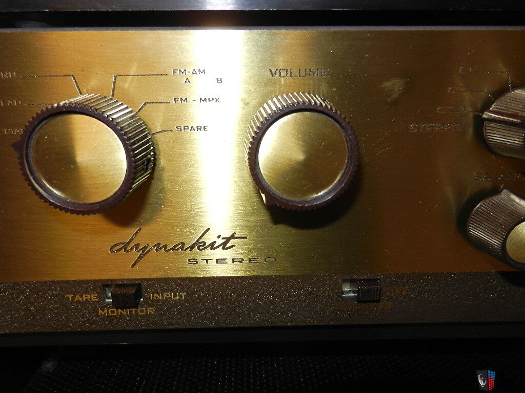 dynaco pas2 preamp photo 1794552 canuck audio mart
