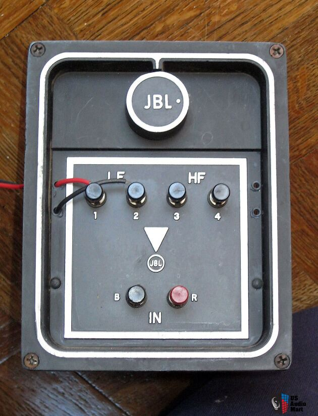 JBL Vinage S1 system (LE175/1217-1290+LX10+LE14A) in JBL C53
