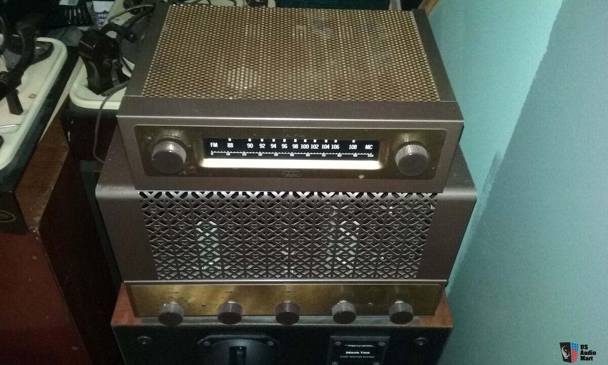 Eico HF-20 Amplifier