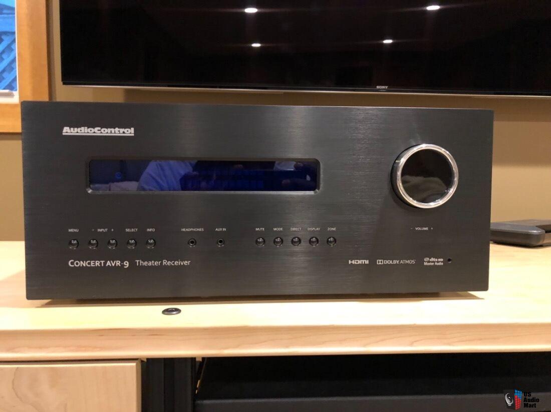 Audiocontrol Concert AVR-9 (Arcam AVR 850) Photo  1956139 - UK Audio ... 83593bef36