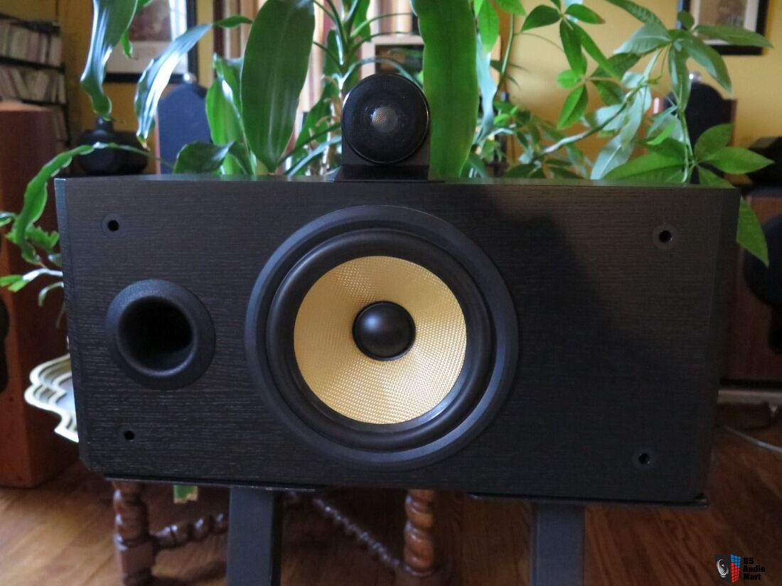 b&w htm center speaker
