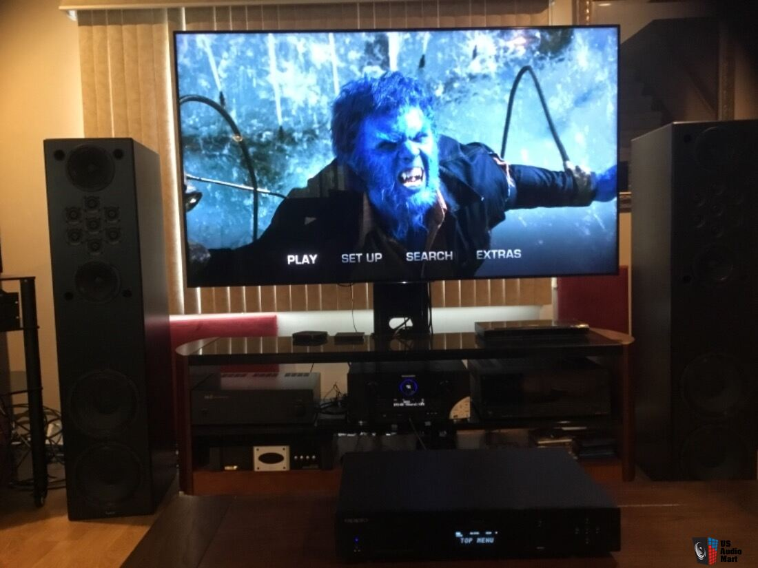 OPPO UDP-203 4K player, latest firmware, original box and