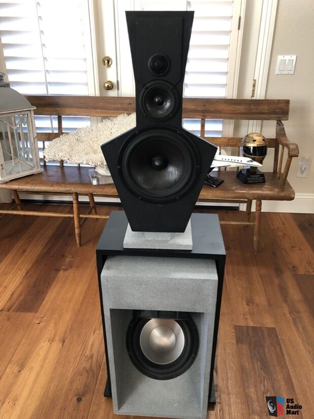 Linkwitz LX521 4 Speakers Photo #2083233 - UK Audio Mart