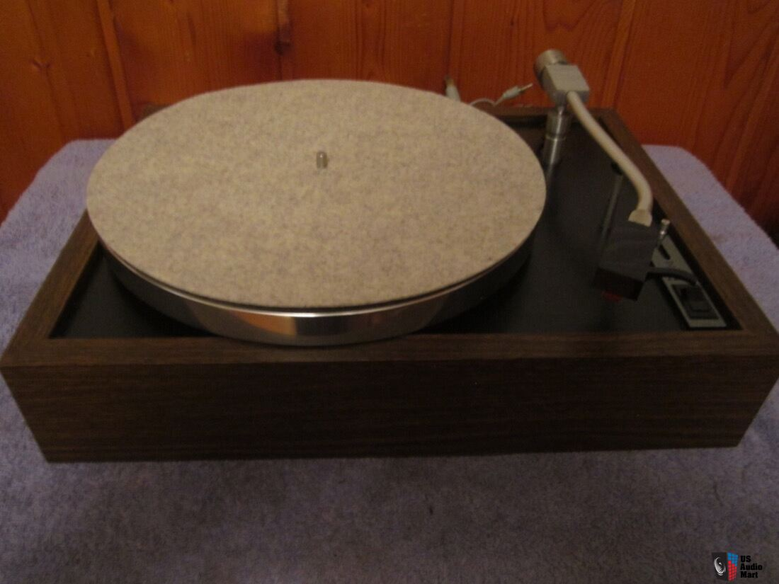 Acoustic Research AR XB Belt Drive Turntable, Works as it Should