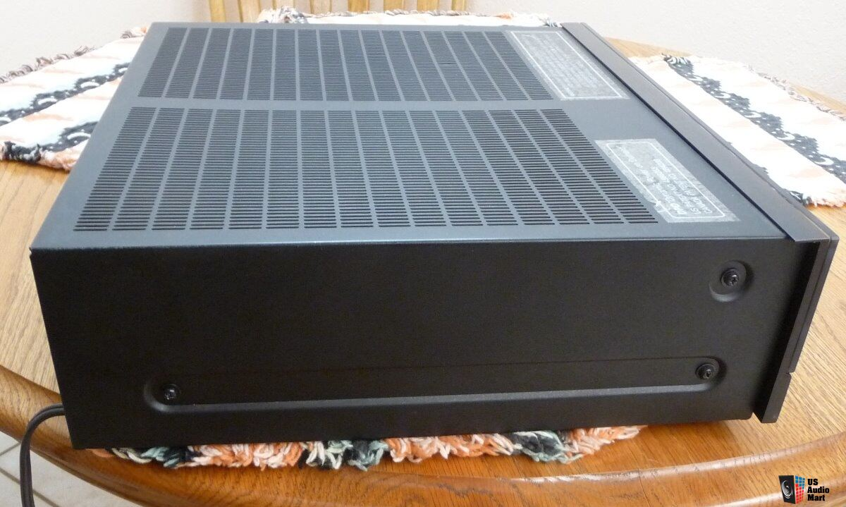 Proton D1200 power amp amplifier NAD monitor series Dynamic