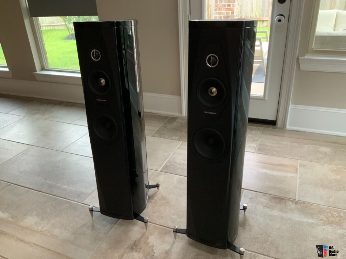 Sonus Faber Olympica II Piano Black Photo #2291353 - Canuck