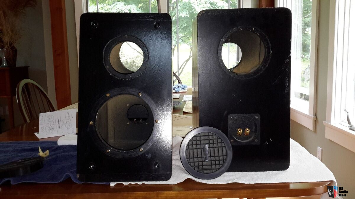 Madisound MDY-3 Speaker Cabinets--no drivers Photo #2315027 - Canuck