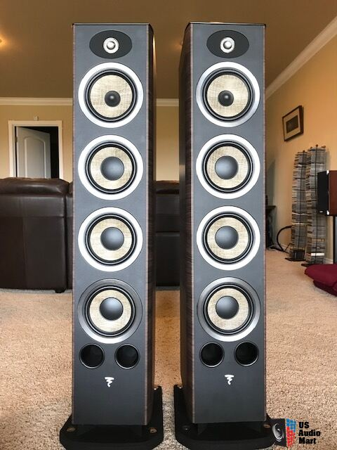Focal Aria 936 Audio Speakers - Mint Condition Photo