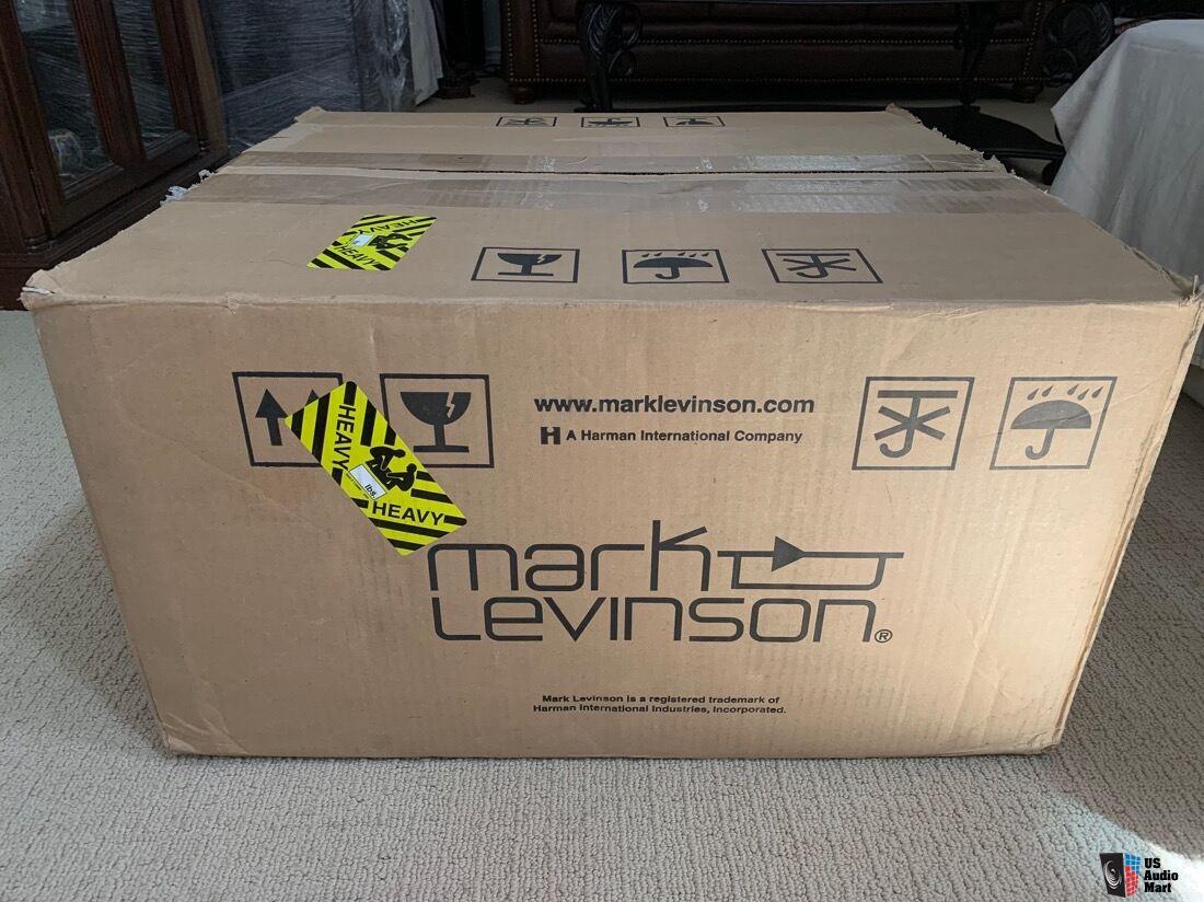 Mark Levinson No  532H Power Amplifier Photo #2373081