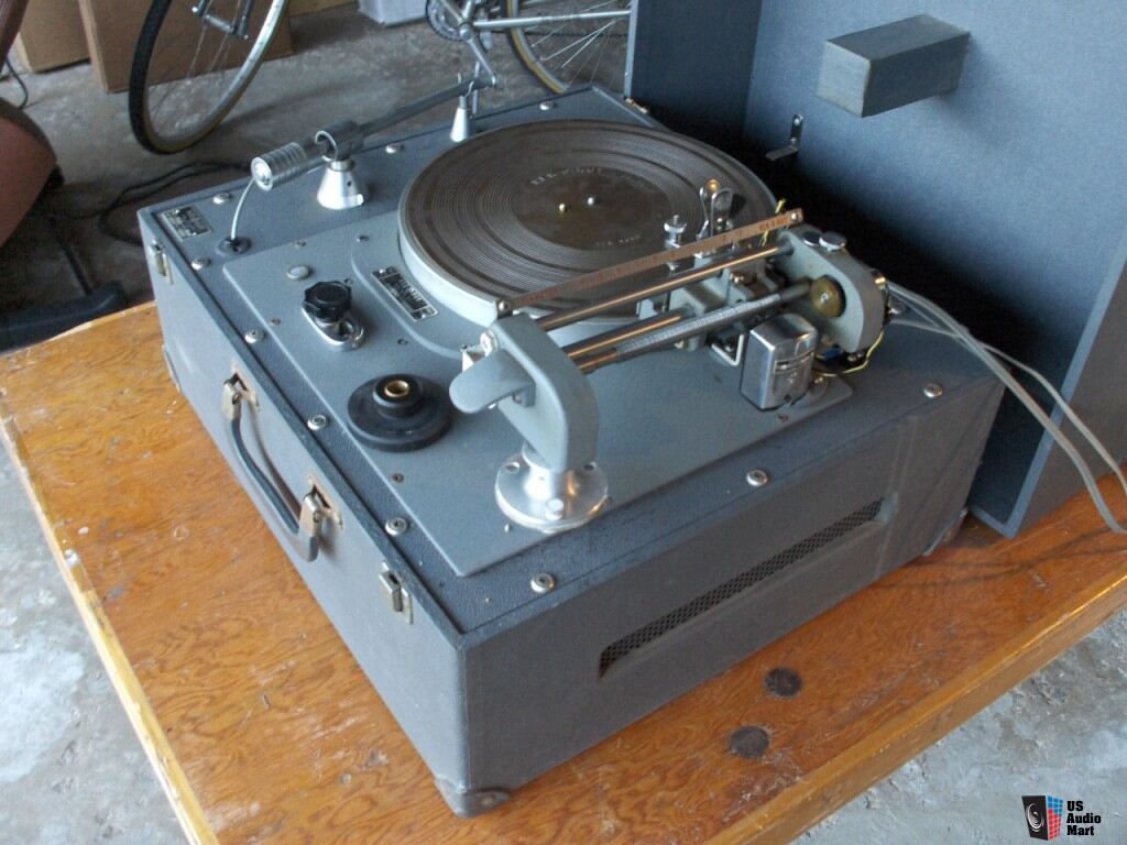 Vinyl Pressing Equipment For Sale