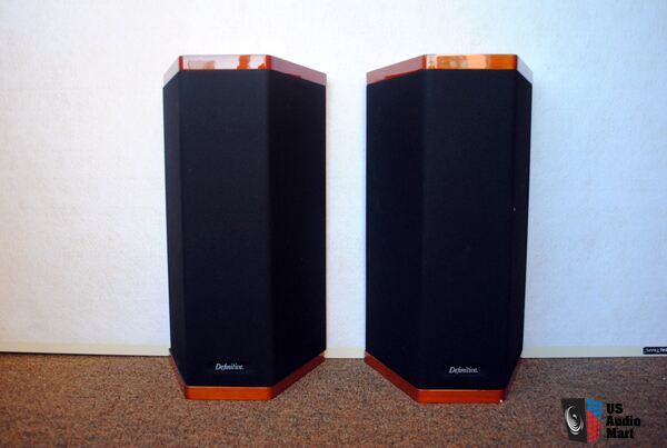 definitive surround speakers. definitive technology bp-x bipolar surround speakers