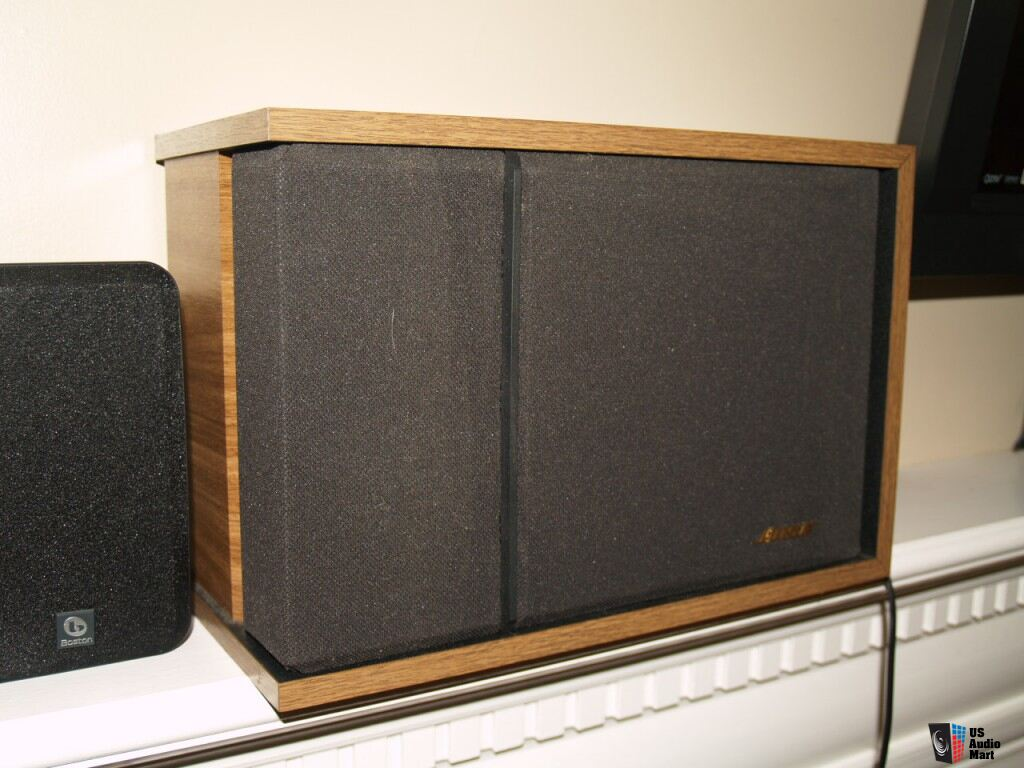 BOSE 201 SERIES III - Walnut Finish Photo #462455 - US ...