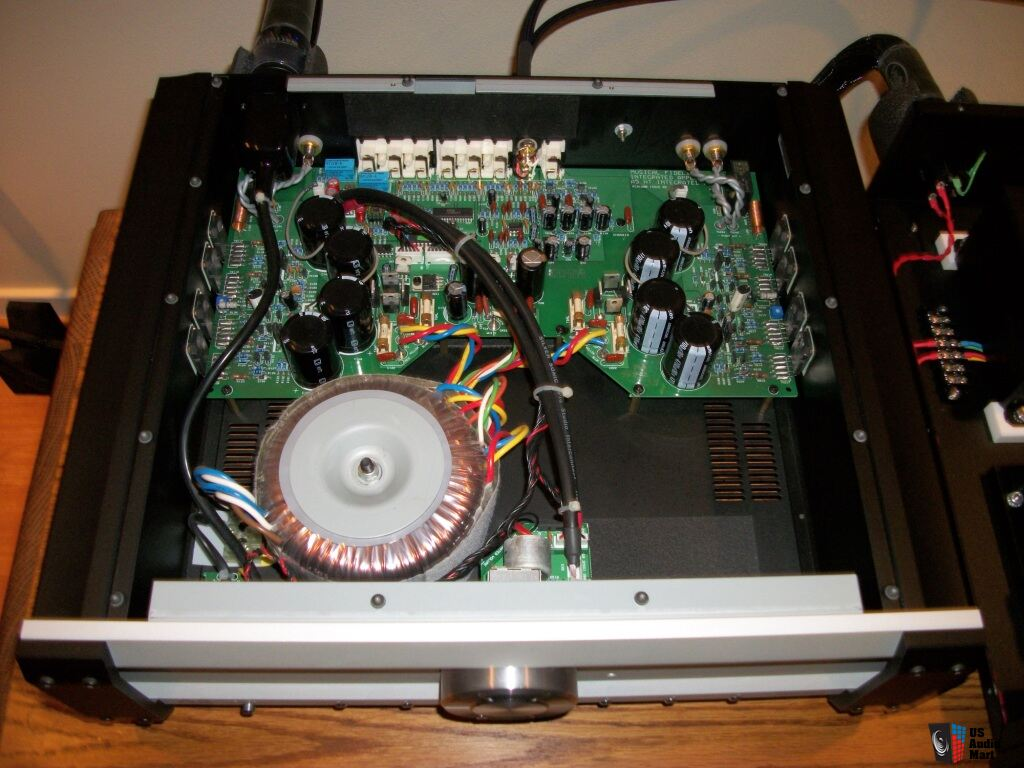 Krell 400xi. 469628-musical_fidelity_a5_integrated_amp_upgraded_w_chris_johnson_sonic_frontiers_design