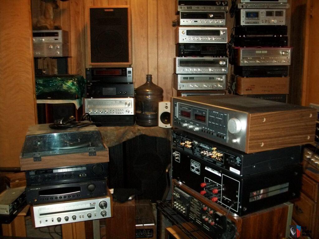 Vintage Audio Equipment For Sale Photo  470160