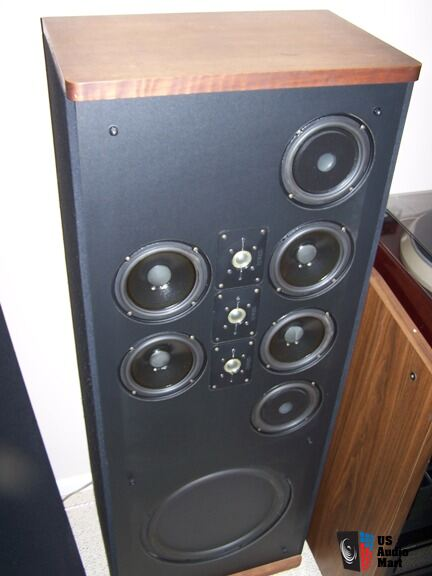 Polk Audio Srs Sda 2 3 Speakers Photo 493229 Us Audio Mart