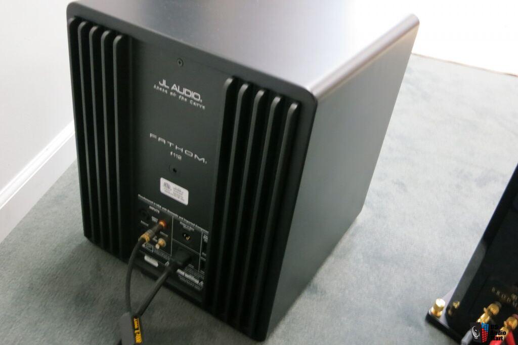 JL Audio F112 Satin Photo #493640 - US Audio Mart