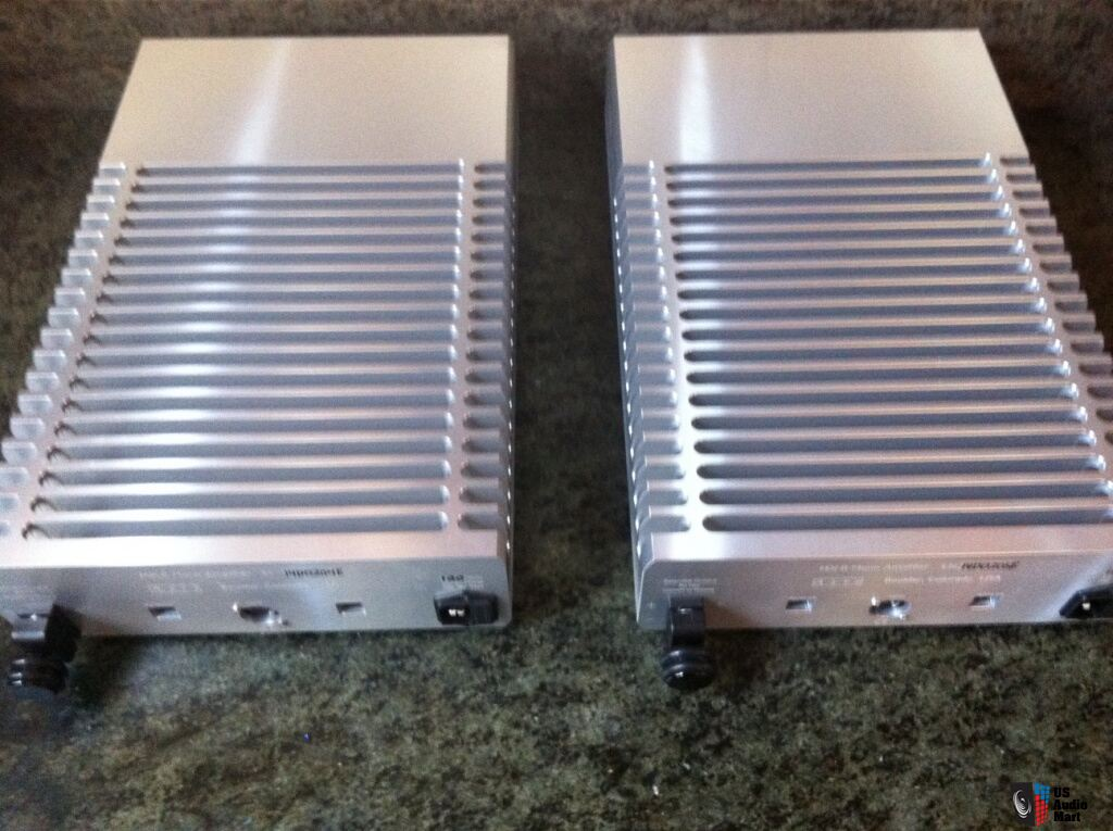 Ayre MX-R Monoblock Amplifiers in excellent condition ...