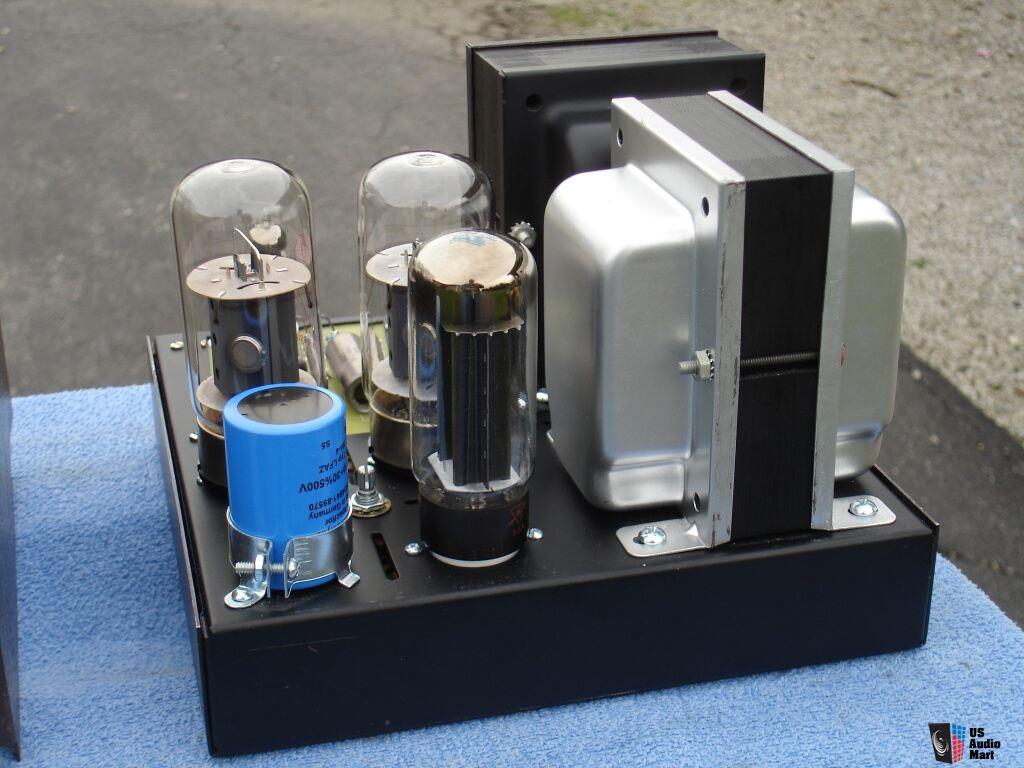 Dynaco MK-III mono block tube amplifiers Photo #534901 ...