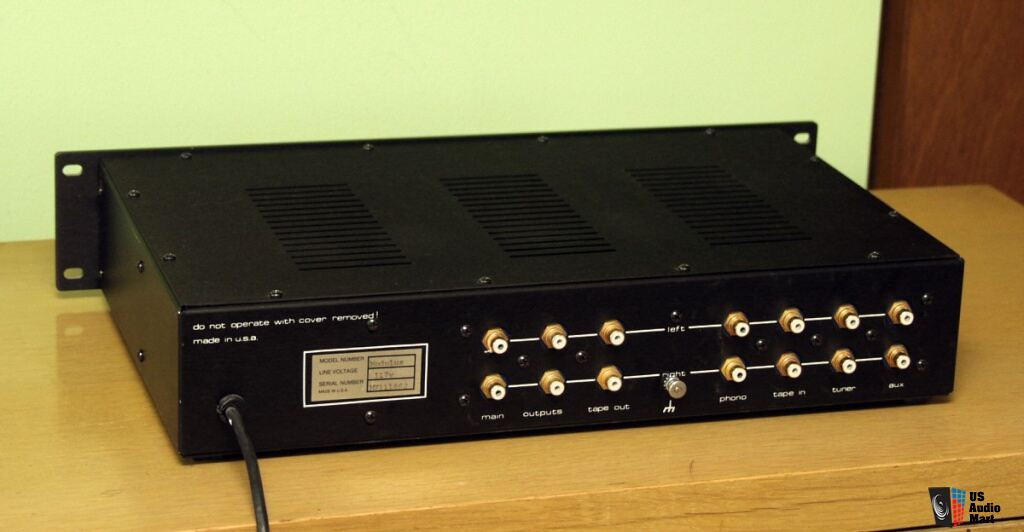 Audible Illusions 2c Preamplifier Photo 576742 Us Audio