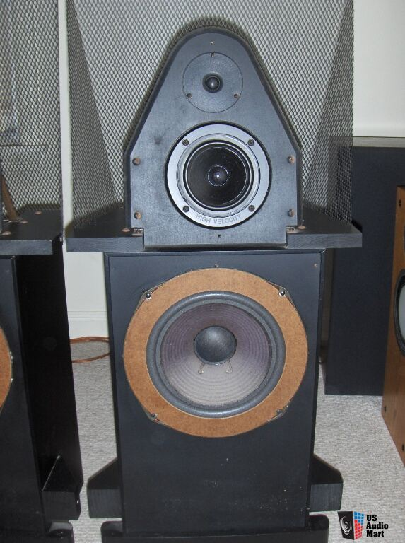 Dahlquist Dq 20 Speakers Photo 606172 Us Audio Mart