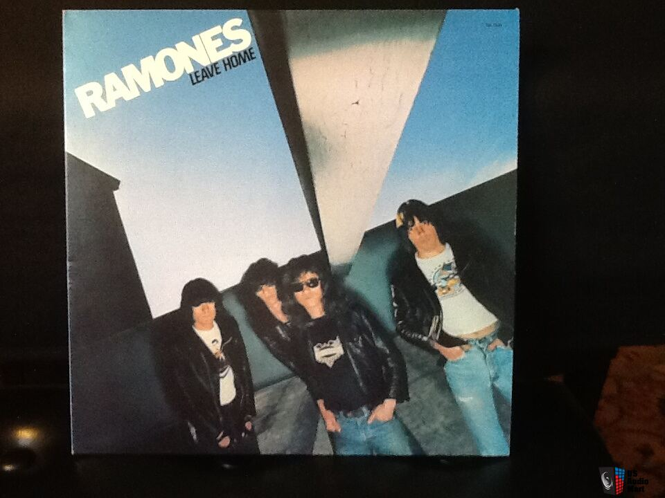 The Ramones-Leave Home