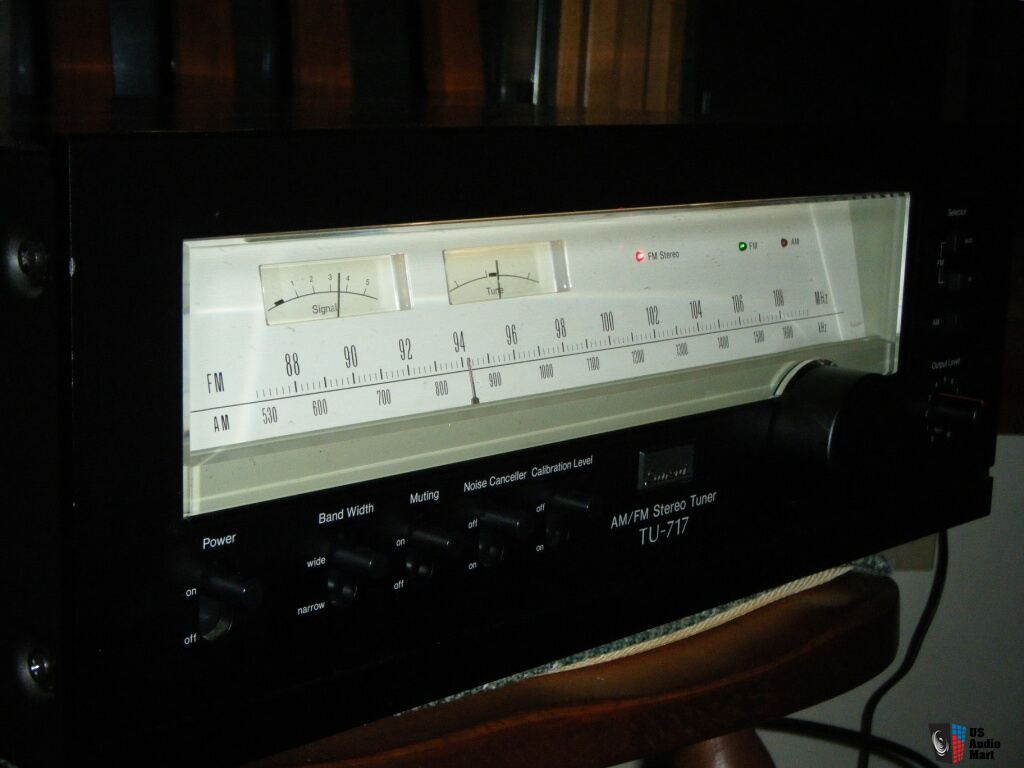 Sansui Tuner TU-717 Classic Top 20 all time Photo #645963 ...