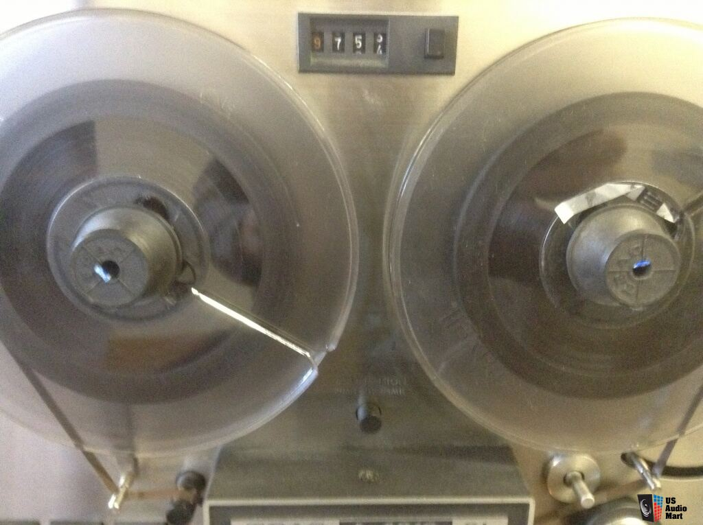 TEAC  A-4010 SL REEL TO REEL