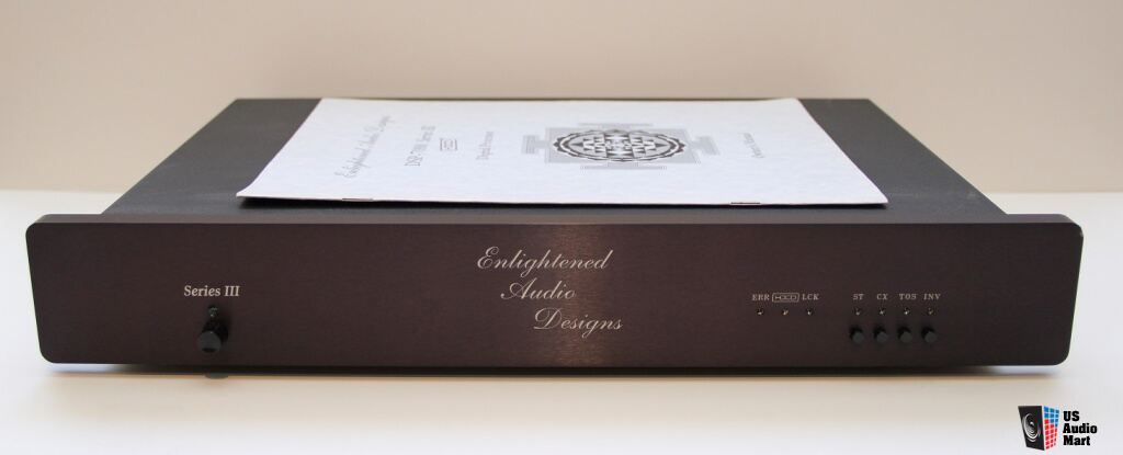 Ead Enlightened Audio Designs Dsp 7000 Series Iii Dac Photo  675888