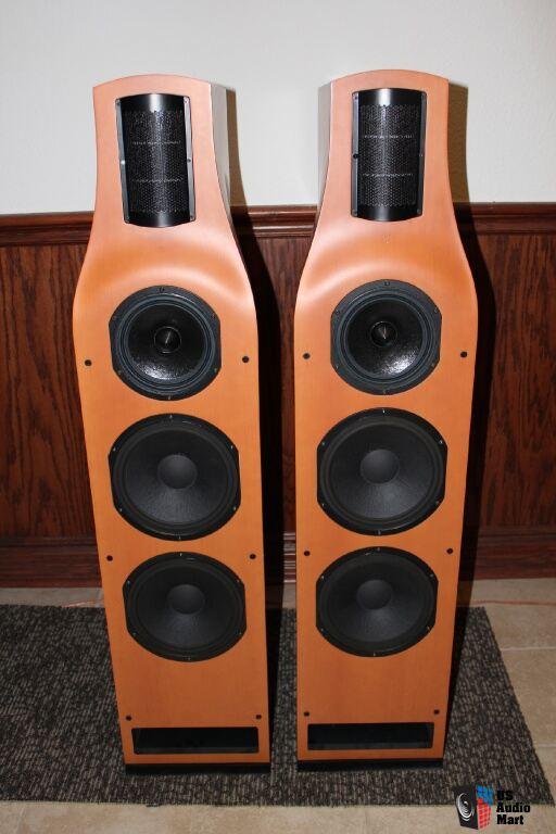t a elektroakustik tci 2e speakers sold photo 683482 us audio mart. Black Bedroom Furniture Sets. Home Design Ideas