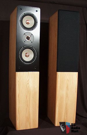 Madisound speaker Cabinets / Towers for Thor / Odin - Dynaudio Twynn